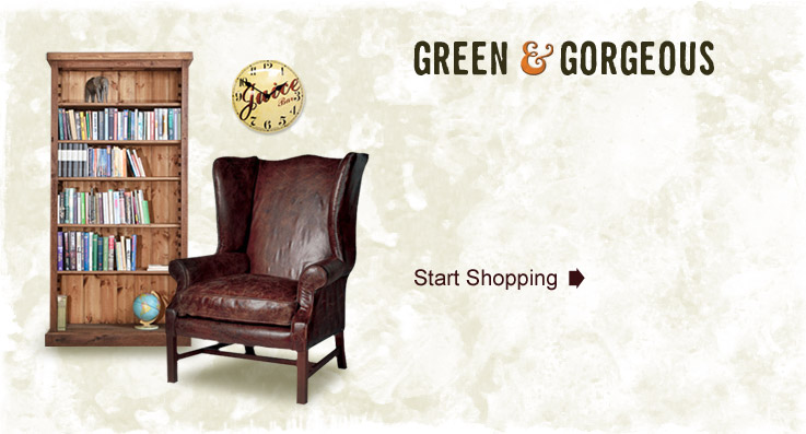 Green and Gorgeous - Reclaimed Furniture - Vintage and Reclaimed