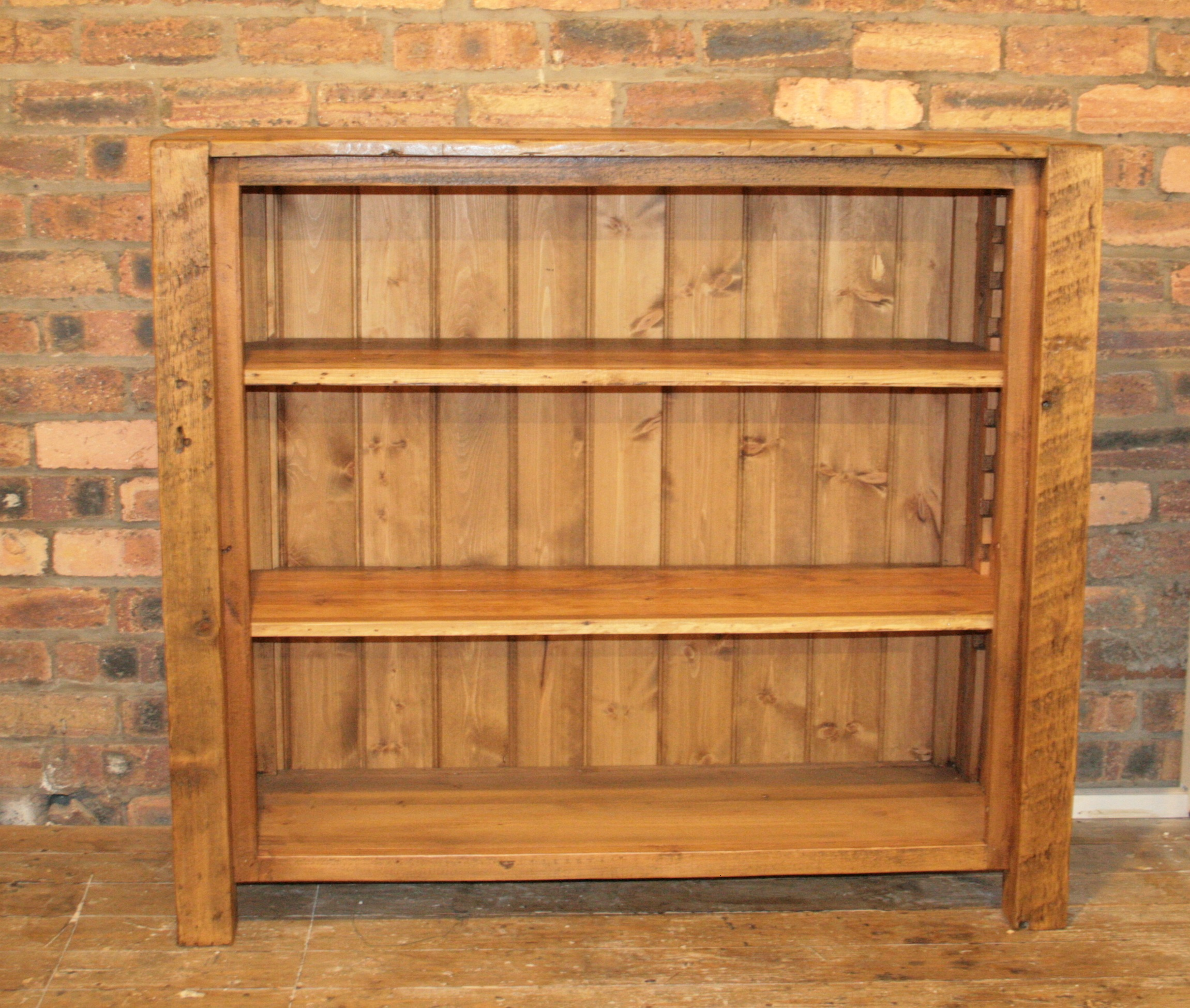 Cargo Bookcases Vintage Reclaimed Furniture Edinburgh