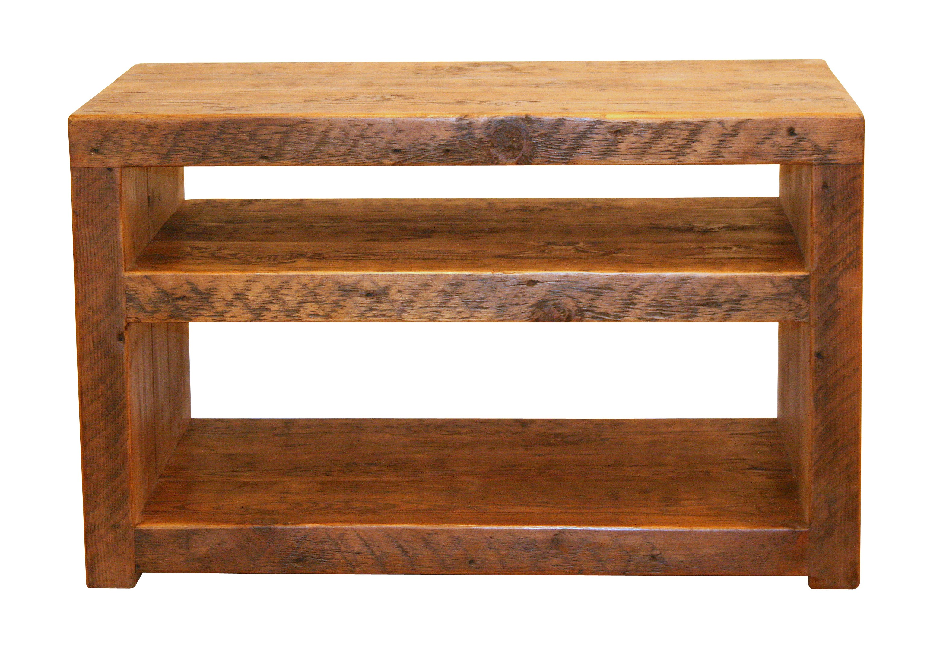 Double cube tv entertainment stands vintage reclaimed furniture edinburgh - Reclaimed wood tv stand ideas ...
