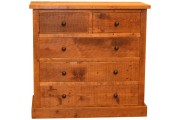 Rafter 2 over 3 Chest of Drawers