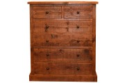 Rafter 2 over 4 Chest of Drawers