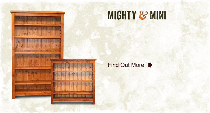 Mighty & Mini - Vintage and Reclaimed