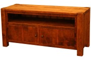 Cargo Large TV Cabinet with Doors