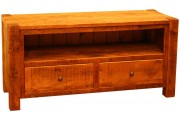 Cargo Large TV Cabinet with Drawers