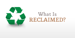 What is reclaimed furniture?